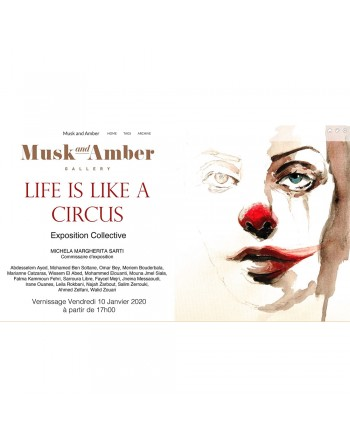 Life is like a circus